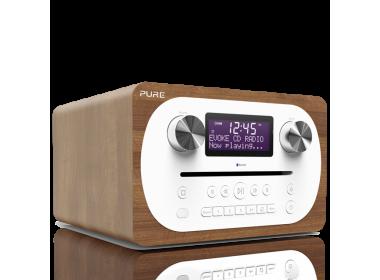 Voir le poste de radio DAB+ / FM avec lecteur CD Pure Evoke C-D4