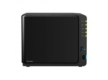 Synology - SqueezeNAS 4D-418PLAY