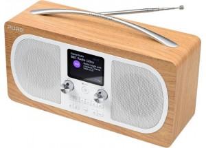 Pure Evoke H6 : Double Tuner FM et DAB/DAB+