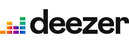 Voir le rayon des appareils audio compatibles avec le service de streaming Deezer