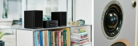 Chaînes HiFi avec lecteur réseau audio