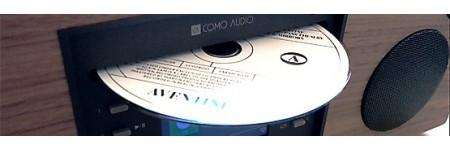 Lecteurs CD connectés