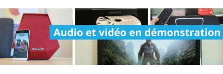 Showroom son et vidéo à Lyon