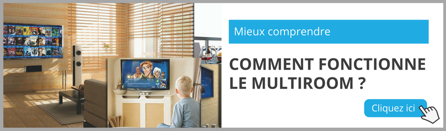 Comment fonctionne le multiroom audio
