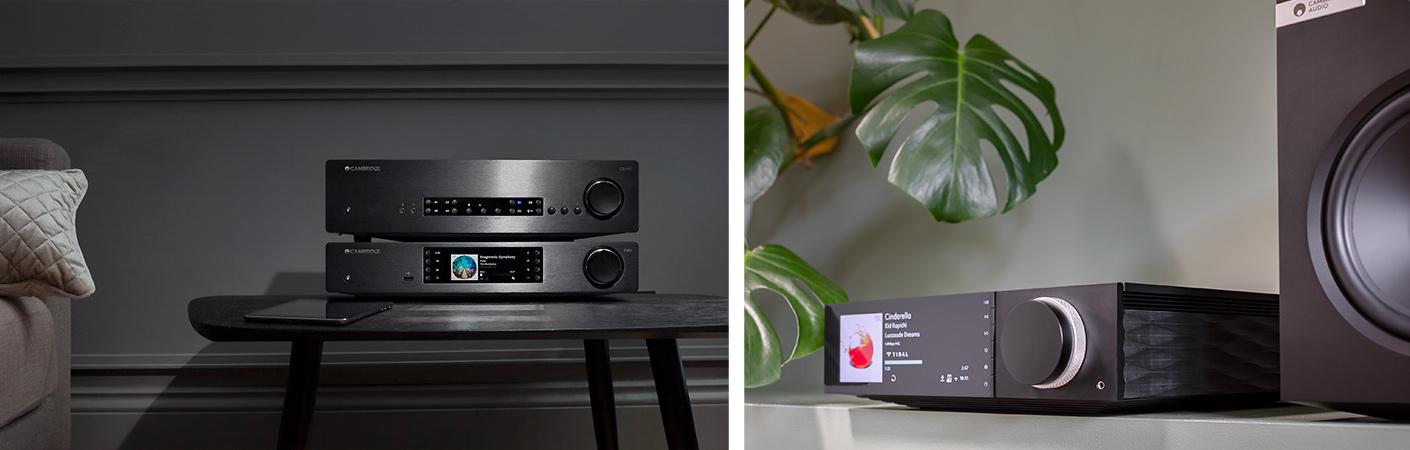Comparatif des produits Cambridge Audio