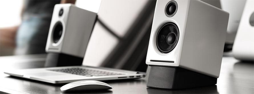 haut parleur pour portable mac