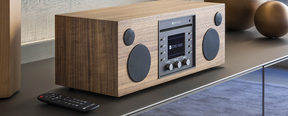syst me hifi st r o wifi bluetooth lecteur cd et radio. Black Bedroom Furniture Sets. Home Design Ideas