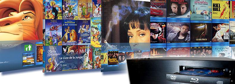Diffusez vos films et vos musiques dans toutes les pièces de la maison avec les serveurs multimedia Dipiom-Media