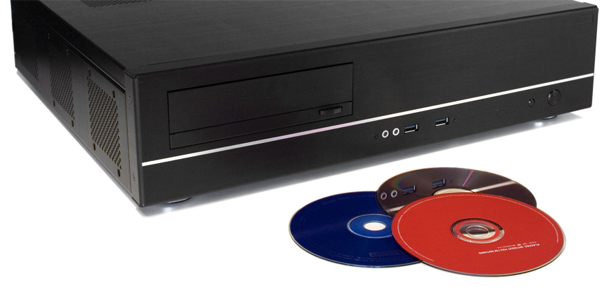 Serveur audio - rip cd automatique aux formats audio non compressés hifi