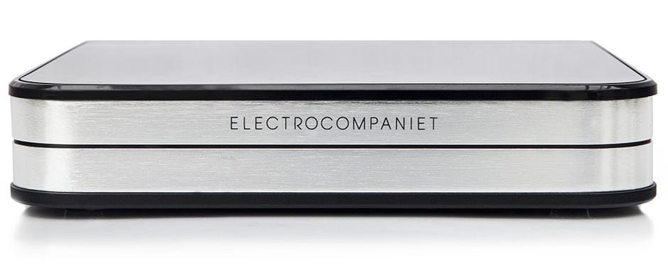 Lecteur réseau amplifié Electrocompaniet EC Living RENA S-1 Argent : Une conception 100% Scandinave