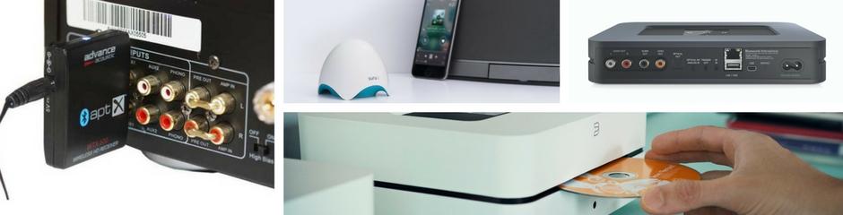 Quelles sont les alternatives au lecteur réseau Sonos Connect ?
