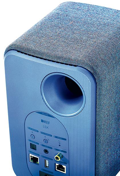 Enceintes sans fil WiFi KEF LSX Sans Fil, inspirées des enceintes primées LS50 Wireless.