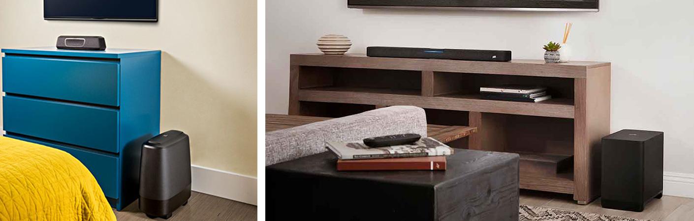 Choisir et comparer les produits Polk Audio