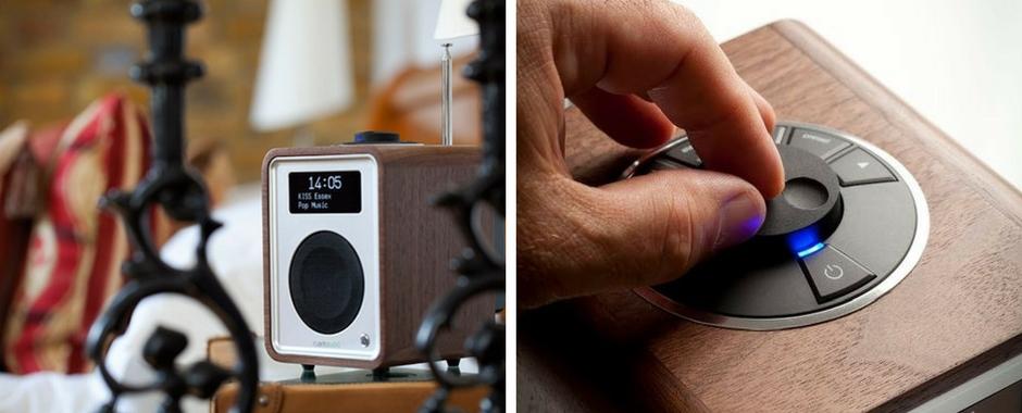 Avec sa taille compacte et sa fonction bluetooth, la radio Ruark R1 MKIII est idéale pour la cuisine, le bureau ou la chambre