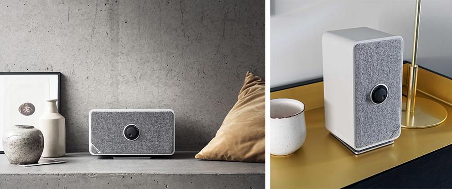 enceinte amplifi e bluetooth et wifi entr e optique pour la tv. Black Bedroom Furniture Sets. Home Design Ideas