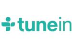 Compatible avec le service musical en ligne TuneIn.