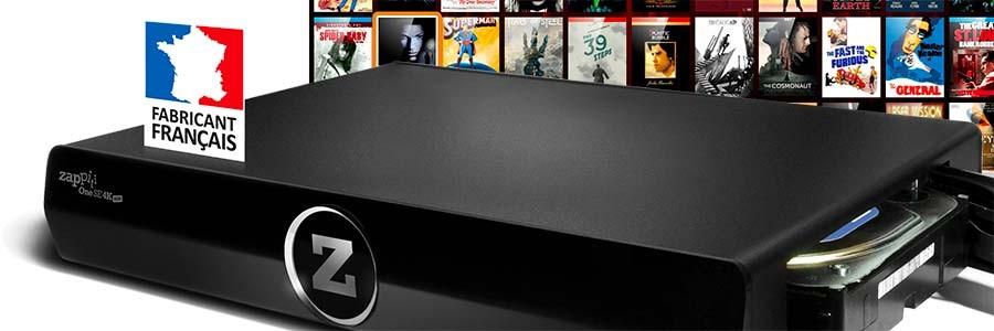 Lecteurs réseau vidéo et multimédia