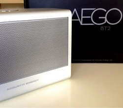 Enceinte Bluetooth nomade Acoustic Energy Aego BT2