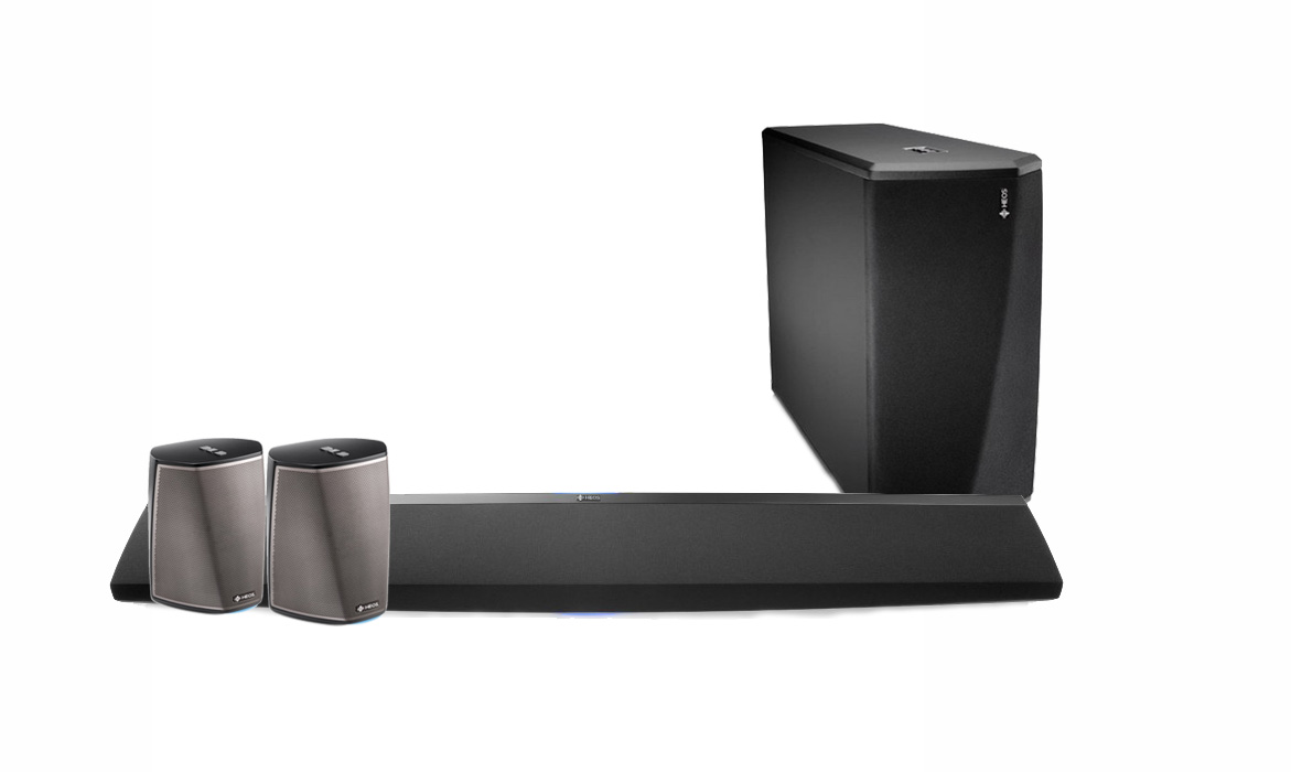 Denon Heos Home cinema 5.1