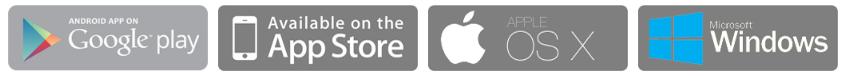 Cet appareil est compatible avec Android, iOS, Windows et MAC